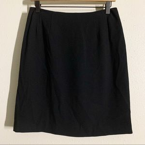 Nygard Black Pencil Skirt - 8 P